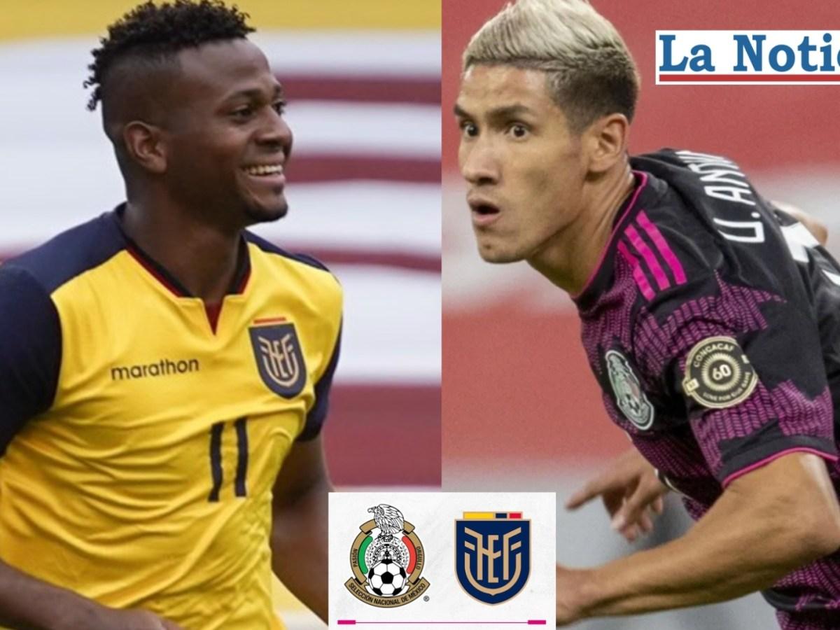 Charlotte: México vs Ecuador