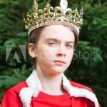 A Teenage King