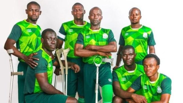 Nigeria National Amputees Team