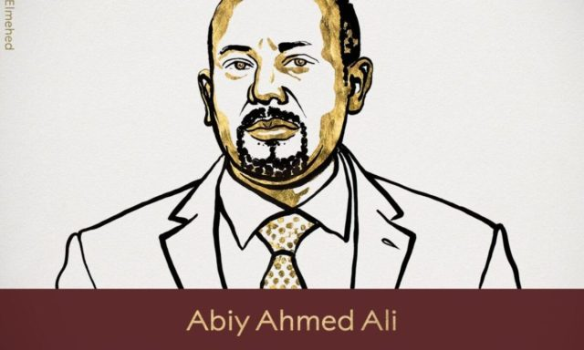Ethiopia Prime Minister, Abiy Ahmed Ali