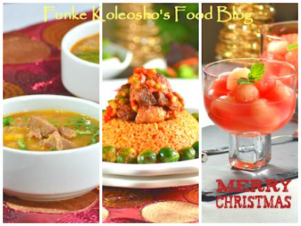 Nigerian jollof rice Christmas Celebration | Lanre News