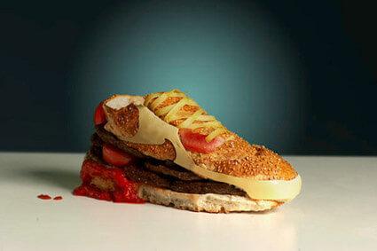 Sneaker-burger