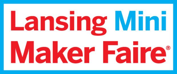 Lansing Mini Maker Faire logo