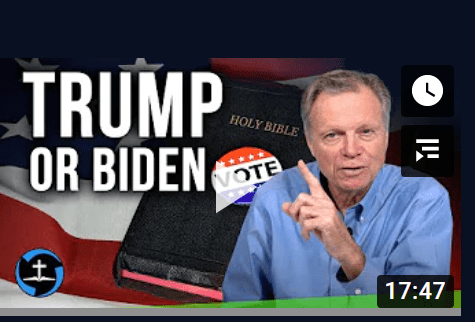 Be Careful Who You Vote For (5 Bible Warnings) | Pr. Mark Finley