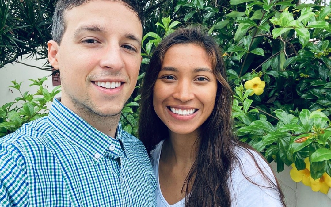 Dina Mojica Helps Church Members Launch Evangelistic Small Groups