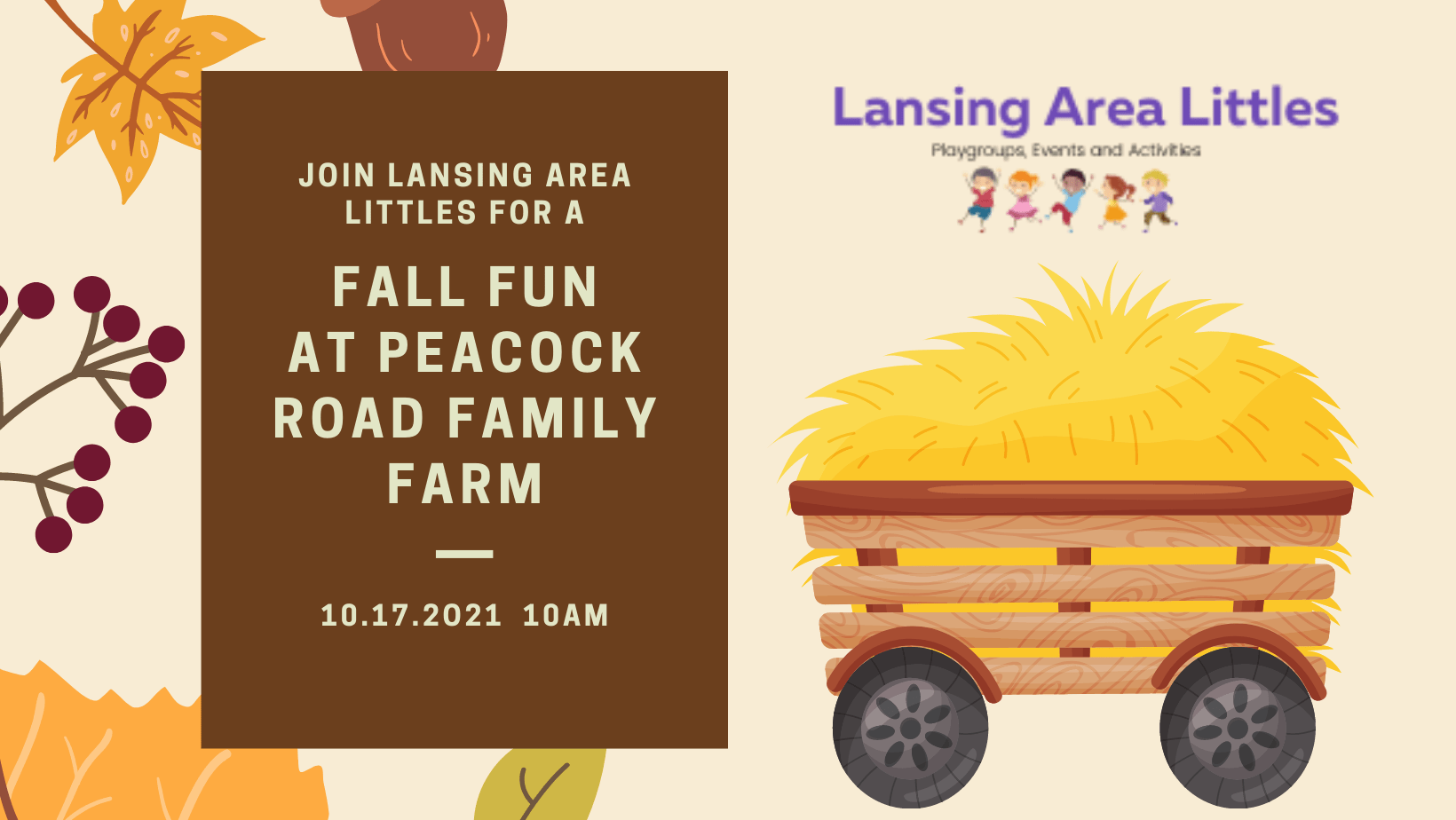 Fall Events for Kids in Lansing