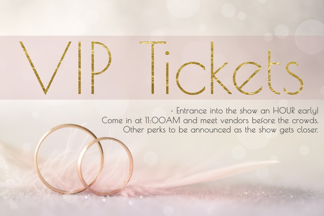 Lansing Winter Bridal show