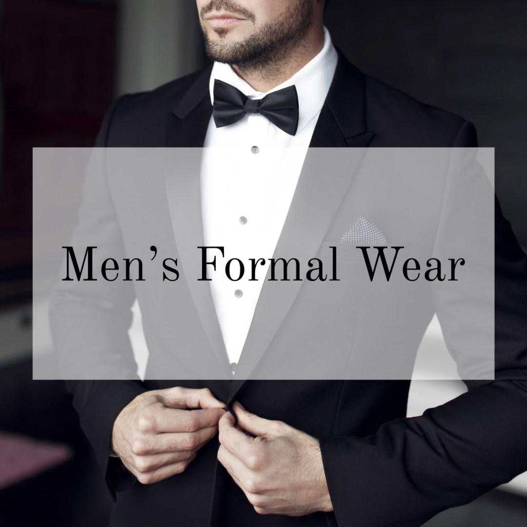 Men's Formal