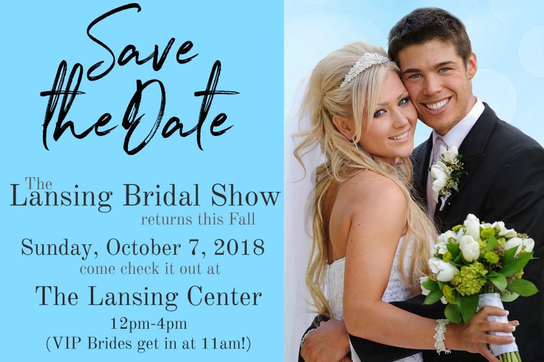 September Lansing Bridal Show