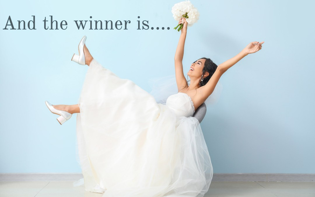 2020 January Bridal Show – Door Prize Winners