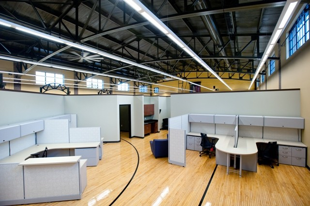 Office Suites in Gymnasium