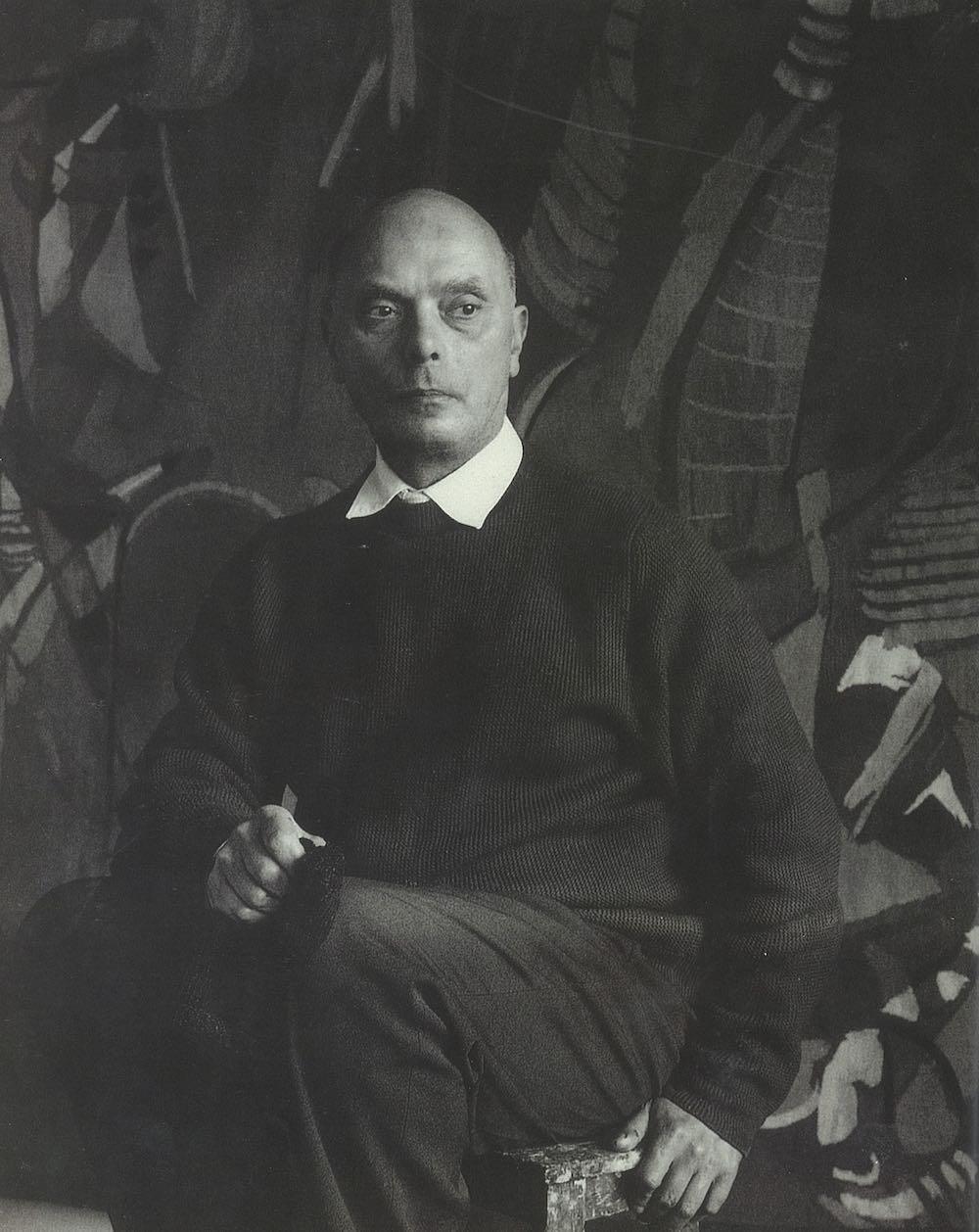 Portrait d'André Lanskoy
