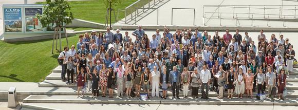 ALA 2016 participants (Can you spot me?)