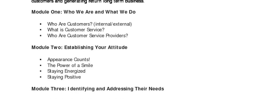 thumbnail of Customer Service