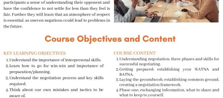 thumbnail of negotiation skills
