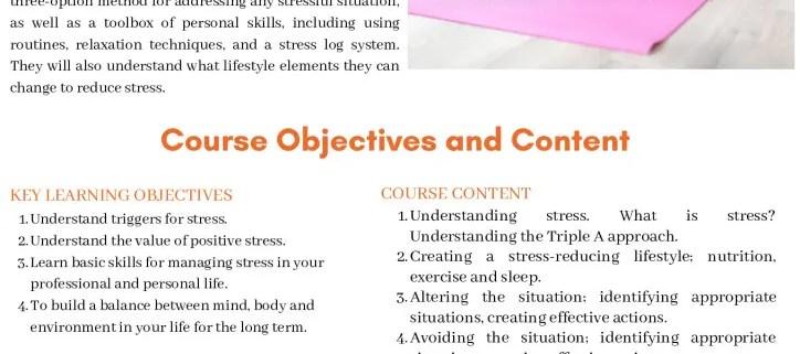 thumbnail of stress management