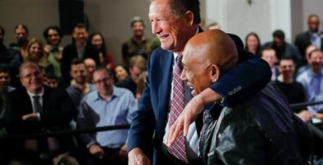 Montel Williams Advocates for John Kasich in Brooklyn – Kasich for America
