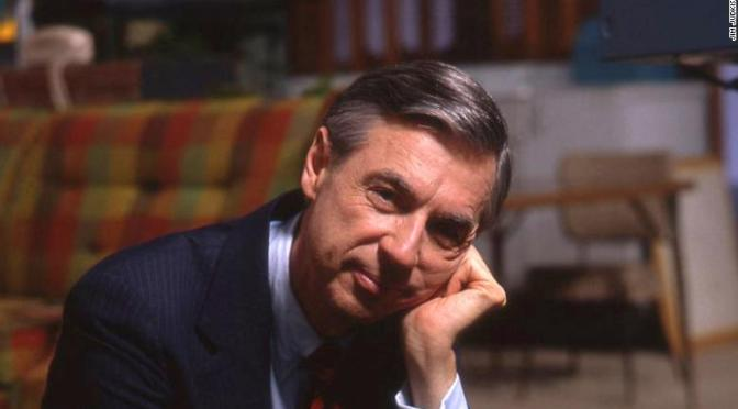 Documentary: Mister Rogers' Neighborhood, starring Fred Rogers