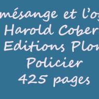 La Mésange et l'ogresse de Harold Cobert