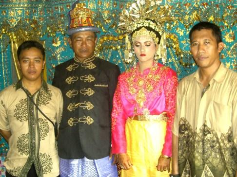 Acehnis wedding