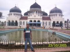 Masjid Baiturahman Banda Aceh