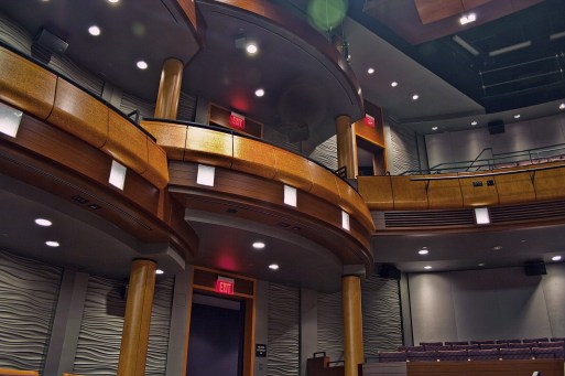 JMU Center for the Performing Arts - Main Stage Theatre