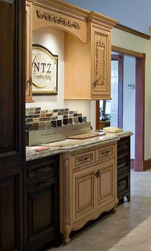 when planning your kitchen, stop by our showroom to see our work in person.