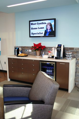 Dupont Credit Union Coffee Bar