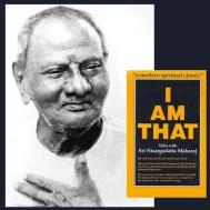 I am that - Sri Nisargadatta