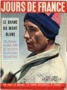 Portada de Jours de France sobre la tragedia del Mont Blanc