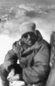 L.Lachenal at Annapurna summit