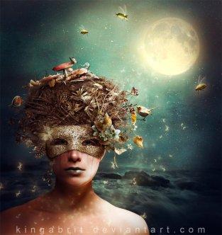 Midsummer night (Titania-Hippolyta) - K. Britschgi