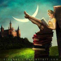 Moon rest - Kinga Britschgi