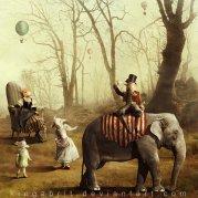 The forgotten Tea Parade - Kinga Britschgi