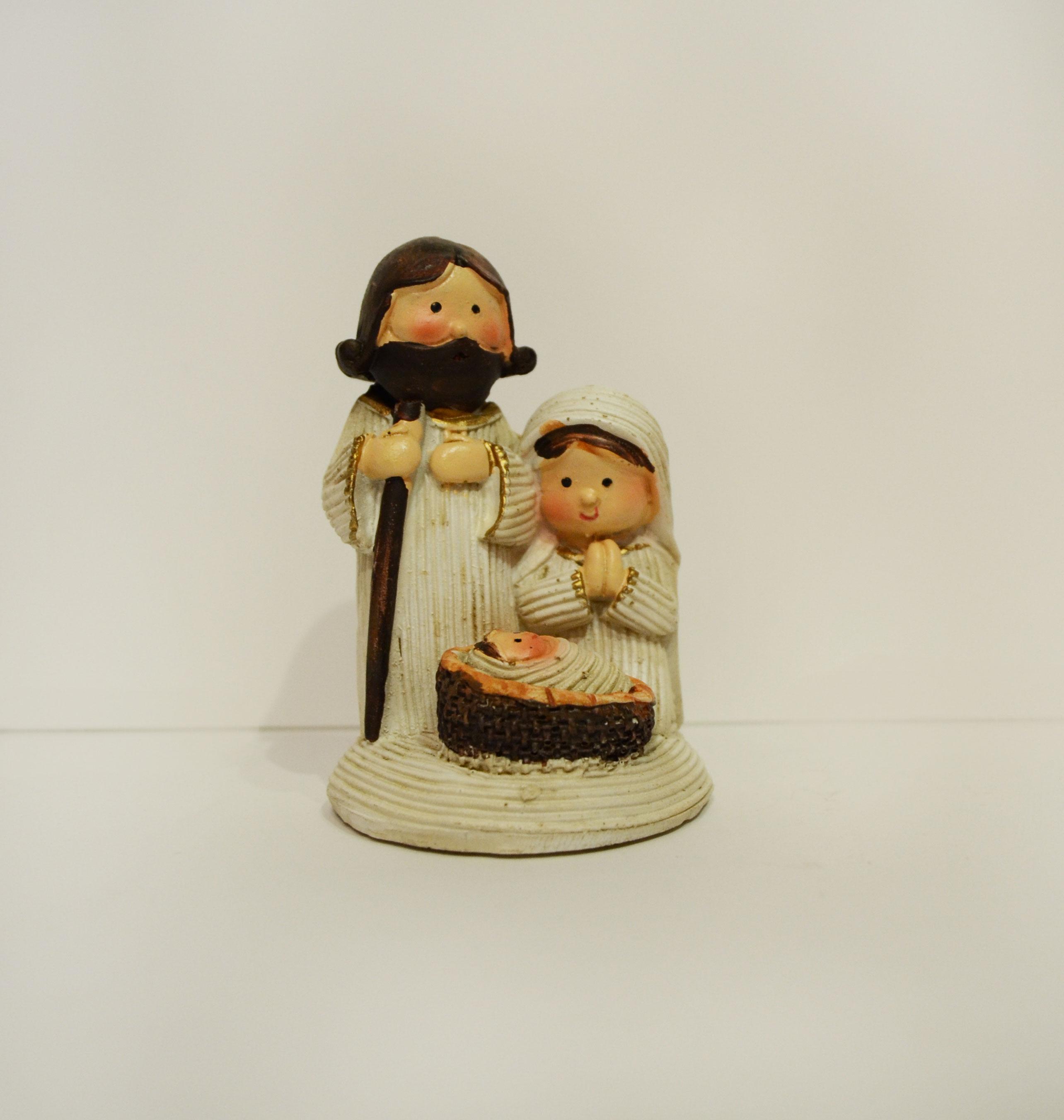 Misterio navideño miniatura