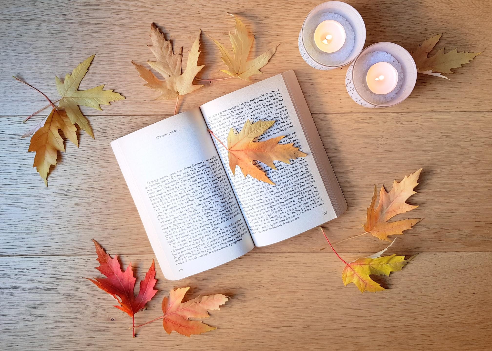 5 libri per alleggerire la mente e la vita quotidiana