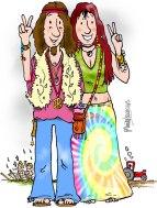 Hippie coppia