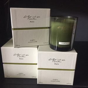Christian Tortu Scented Candle Forets