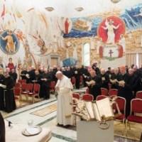 Primera predicación de Adviento del P. Raniero Cantalamessa