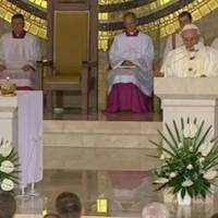 : Homilía del Papa Francisco en el Santuario de San Juan Pablo II