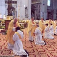 Mensaje del Santo Padre para la 54 Jornada Mundial de Oración por las Vocaciones