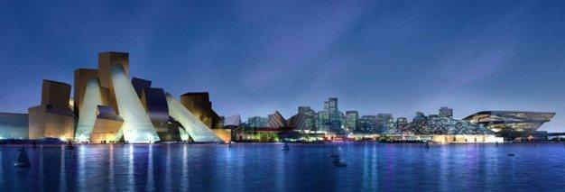 Museo Guggenheim Abu Dhabi