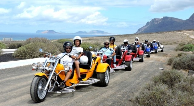 Trike Tours in Lanzarote