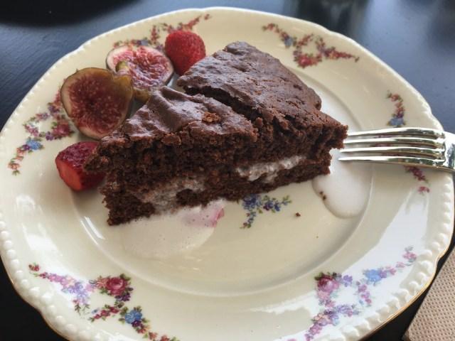 Bistro Arbol Vegan Cake