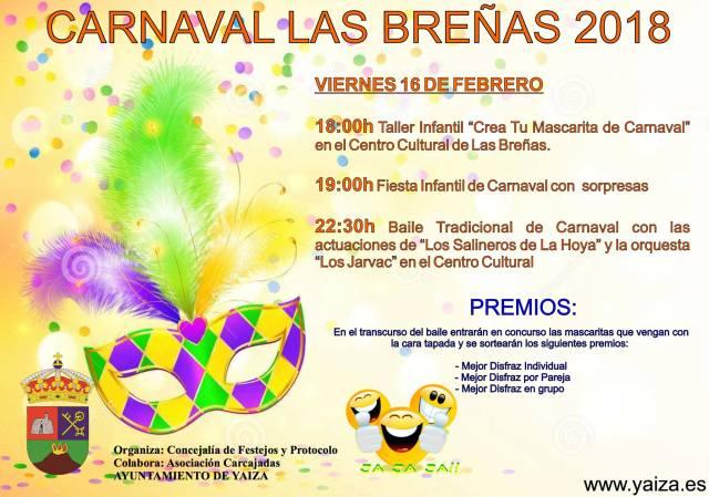 Carnaval Las Breñas
