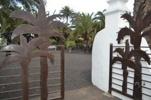 Manrique Entrance Casa Museo