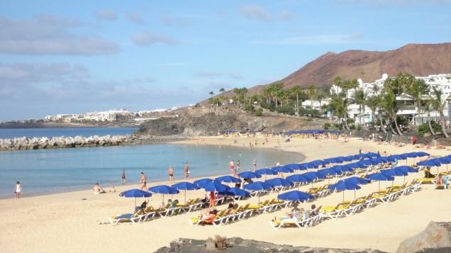 Lanzarote temperature