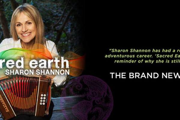 Sharon Shannon Sacred Earth