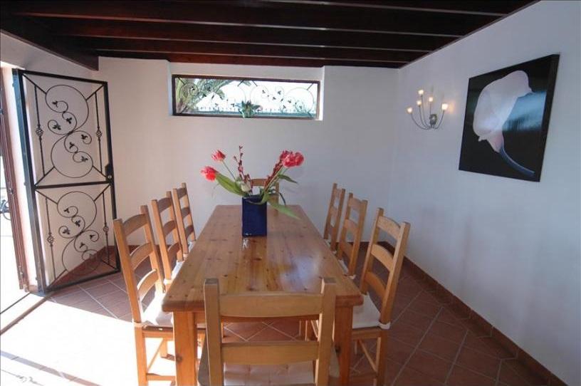 Villa Parque del Rey Dining