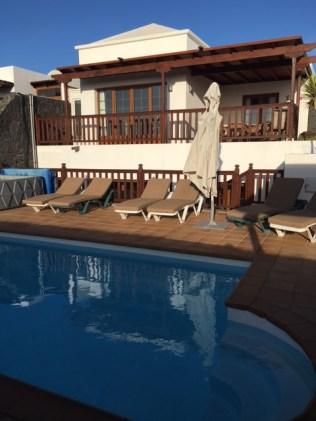 Villa Vista Lobos Pool